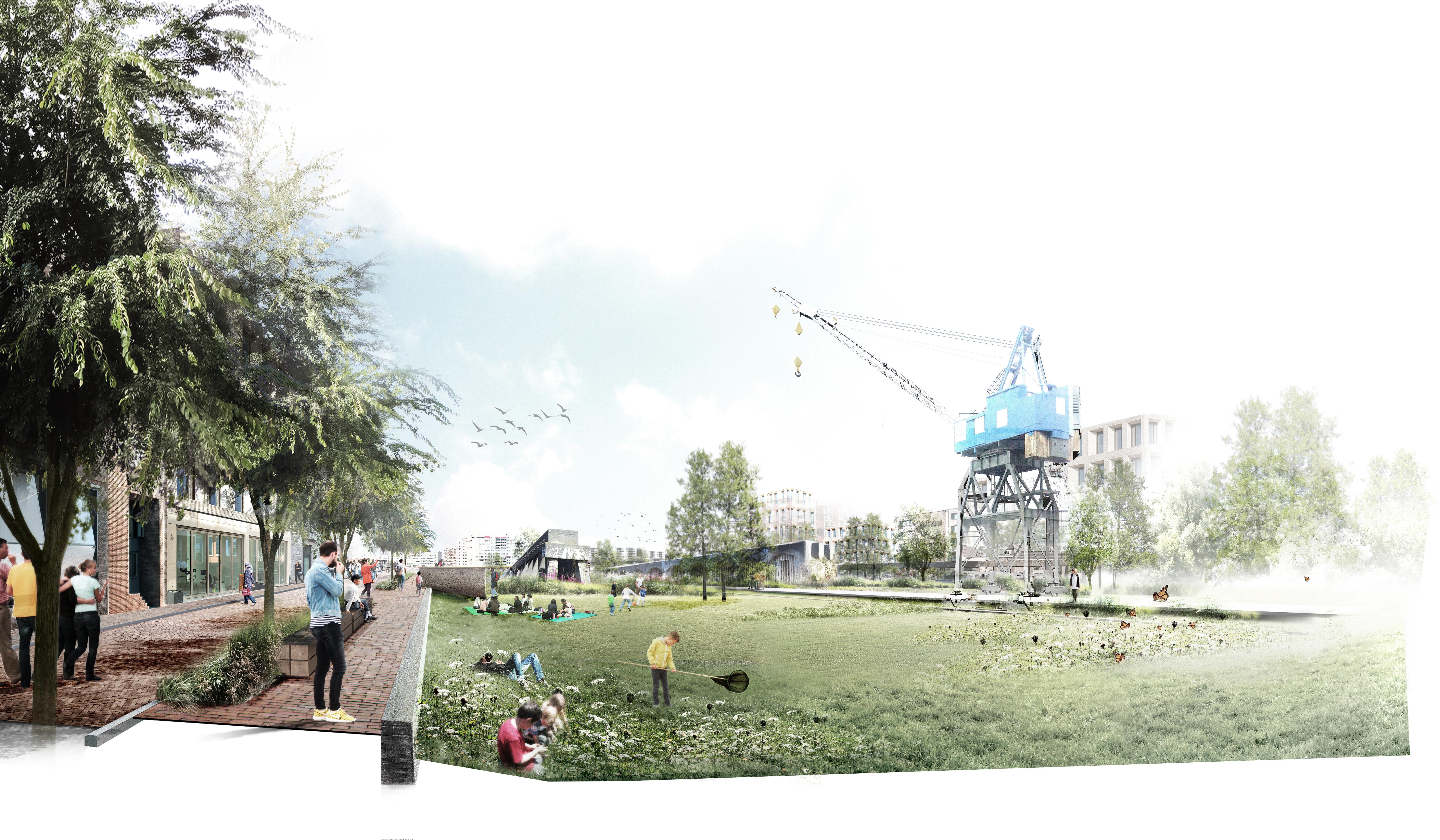 Werven Park Dordrecht 4