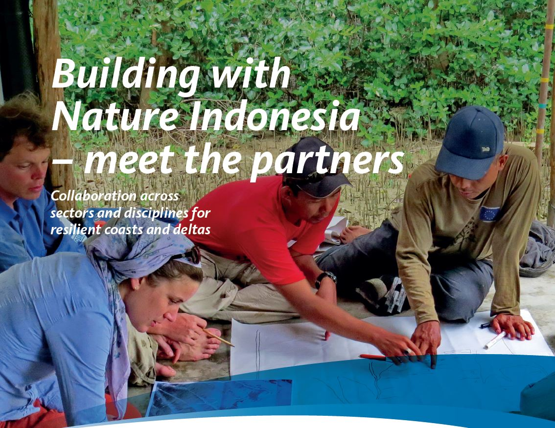 Building with Nature Indonesia - Meet the partners