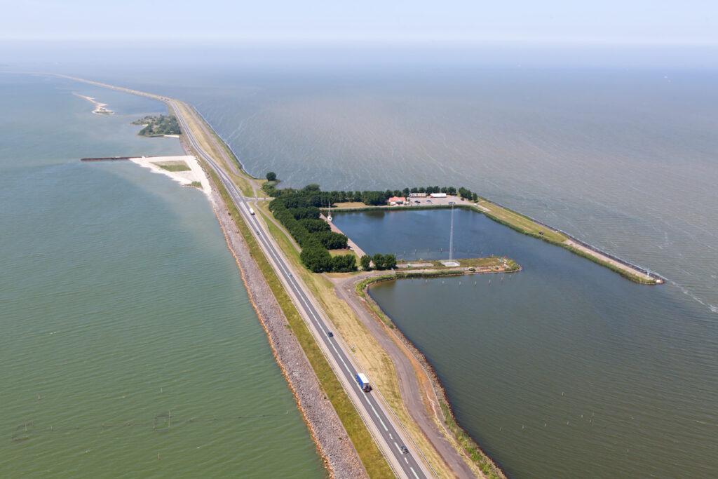 Progress report pilot Houtribdijk Pilot project