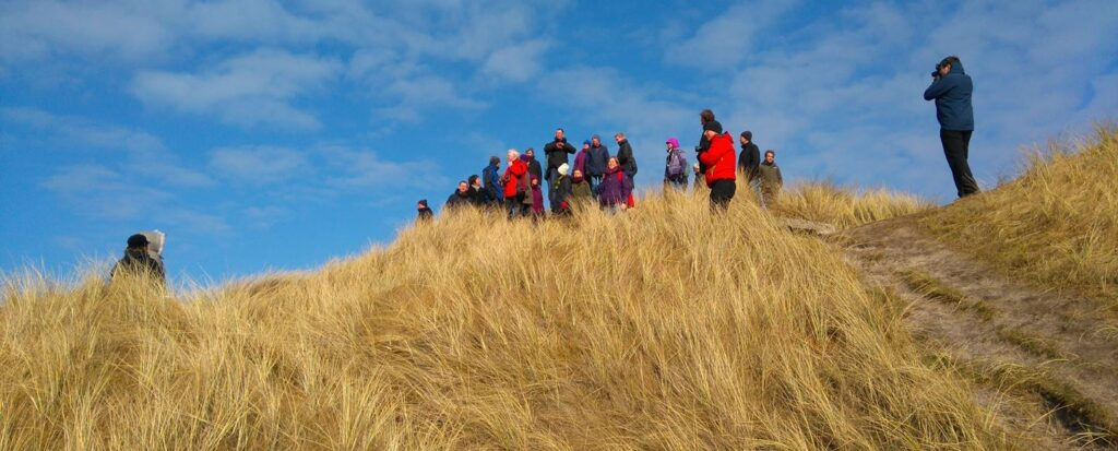 Ecoshape demonstrates Building with Nature with European partners in six Living Labs