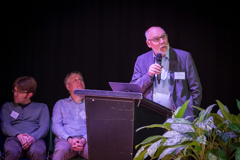 Sand Motor, science and international opportunities on centre stage at NatureCoast symposium 2