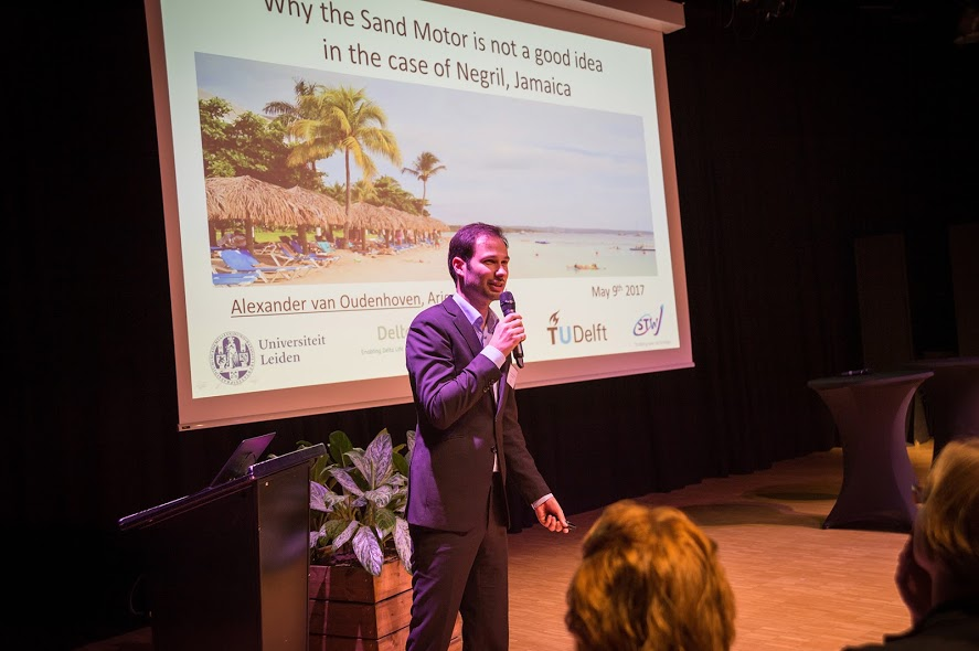 Sand Motor, science and international opportunities on centre stage at NatureCoast symposium 5
