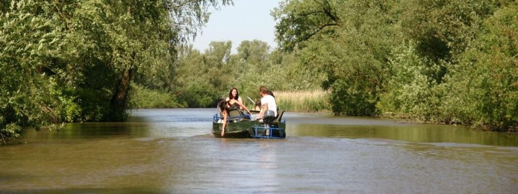 Connecting the city of Dordrecht with Biesbosch National Park via Nature Based Solutions 2