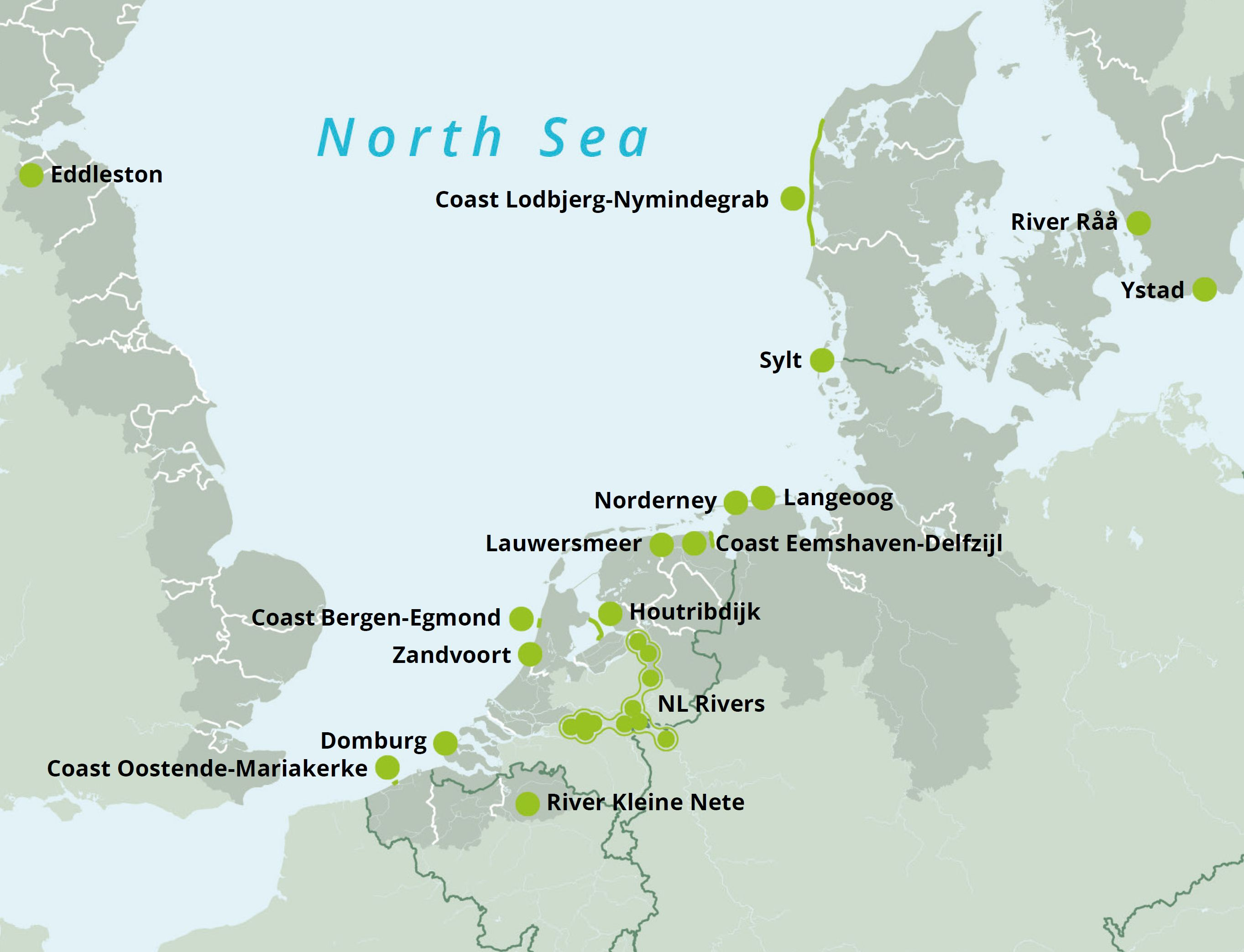 Interreg VB North Sea Region project Building with Nature 1