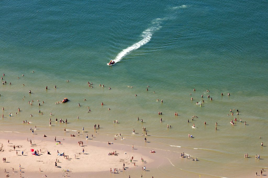 Zandmoter Beach Safety