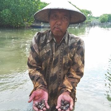 Member of Bedono Bangkit community group, Bedono village