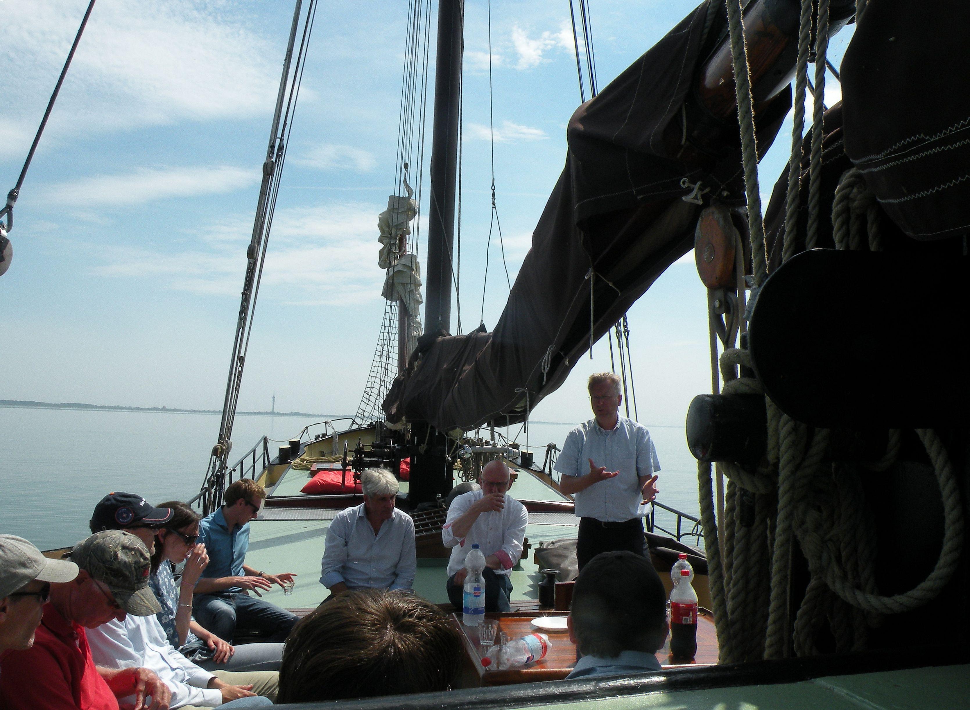 Kennis uit pilot waardevol voor versterking Houtribdijk 1