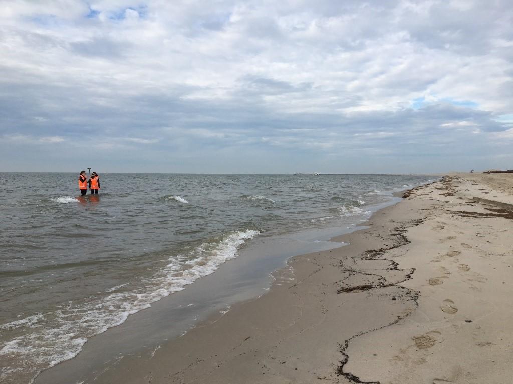 LakeSIDE: Onderzoek op de oevers van de Marker Wadden en Houtribdijk 1
