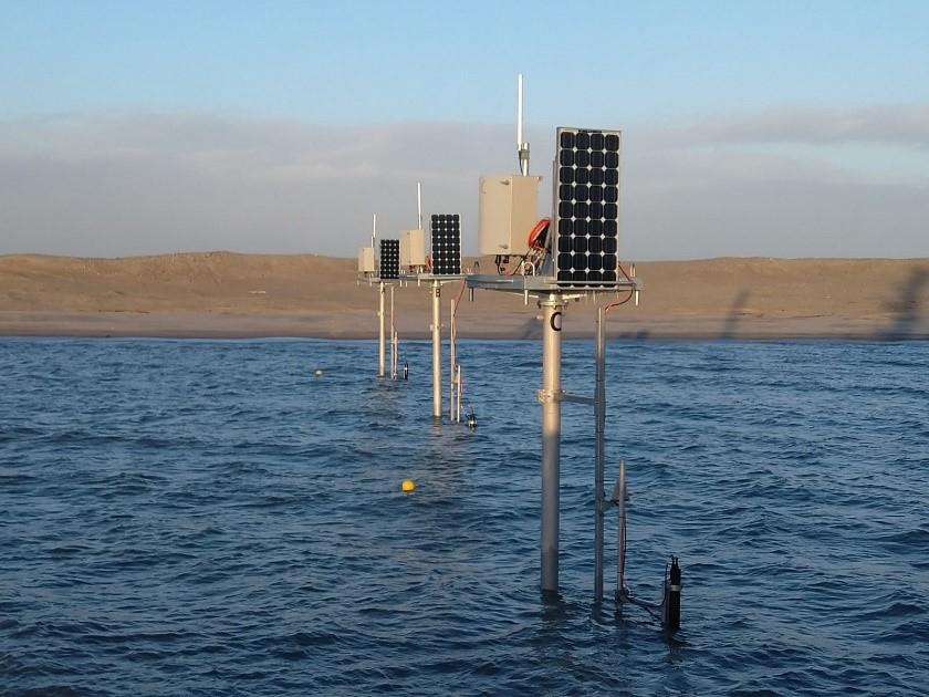LakeSIDE: Onderzoek op de oevers van de Marker Wadden en Houtribdijk